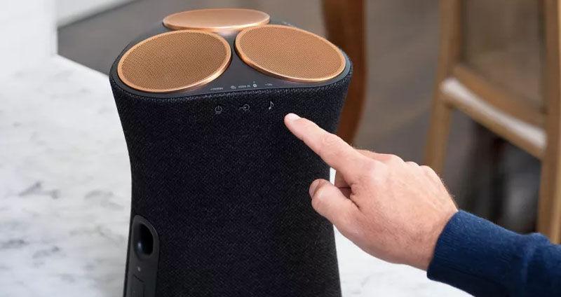SRS-RA5000 speaker.