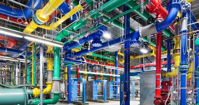 Google infrastructure