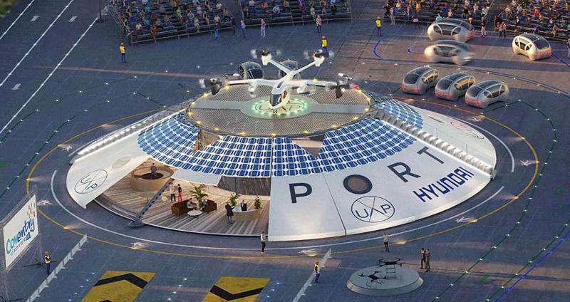 Hyundai Urban Air Port 2