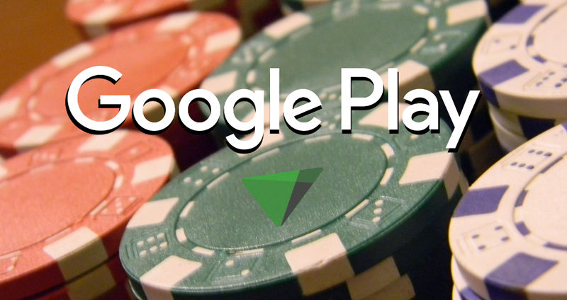 play store gamble app
