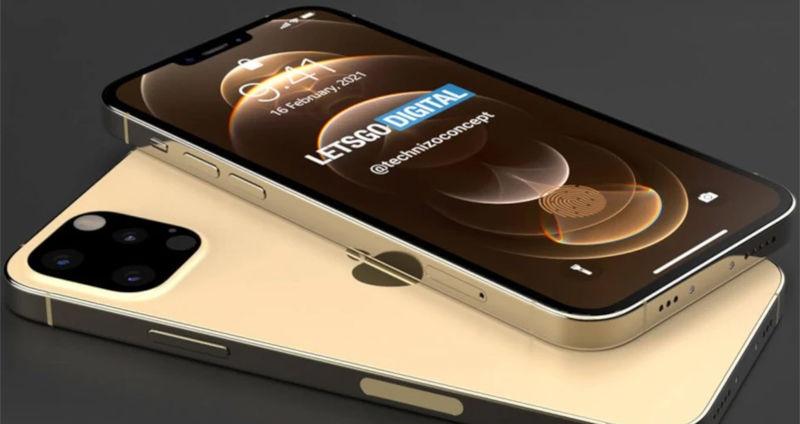 5G iphone 13