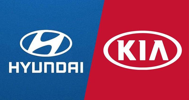 Kia and Hyundai