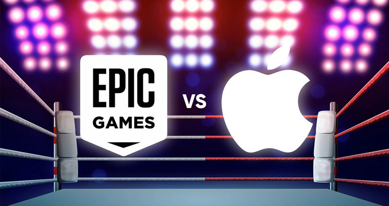 epic vs apple