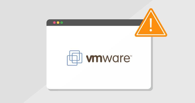 flaw in VMware