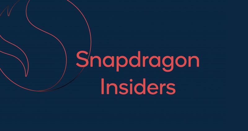 Snapdragon Insiders