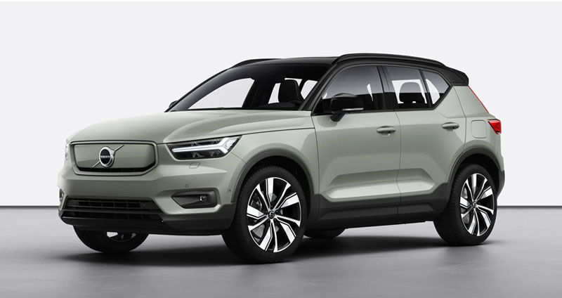 Volvo first EV