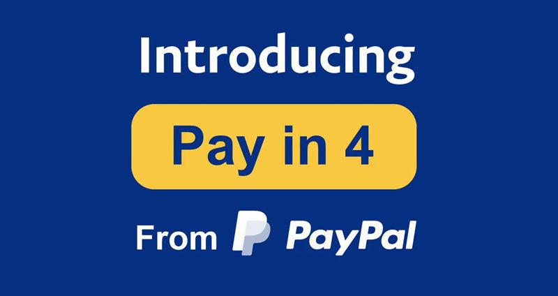 paypal payin4
