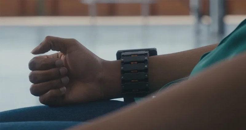 Facebook showcases wristworn AR interface concept