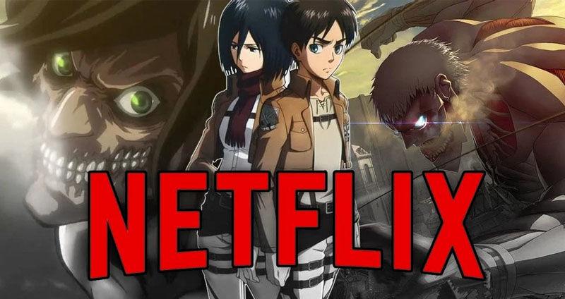 netflix anime shows