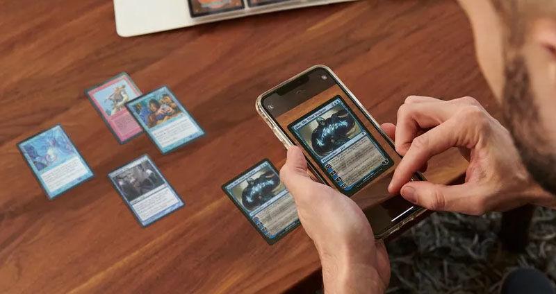 scan Pokémon cards