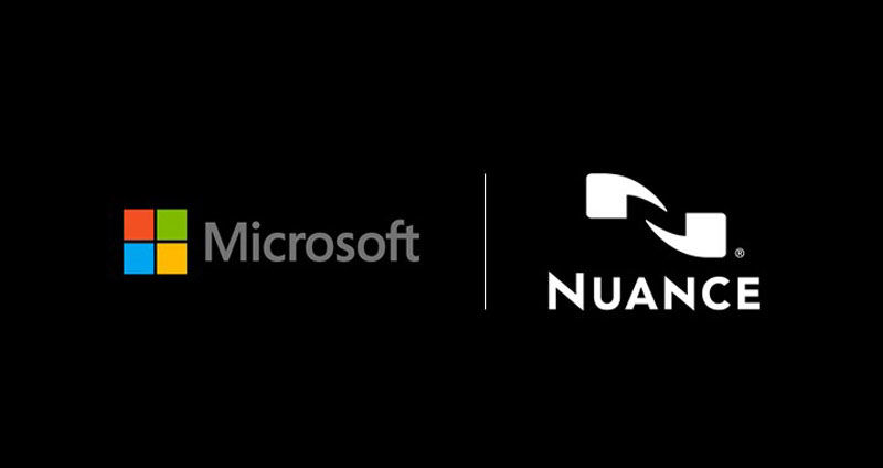 Nuance and microsoft