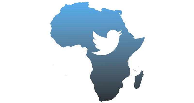 twitter in africa