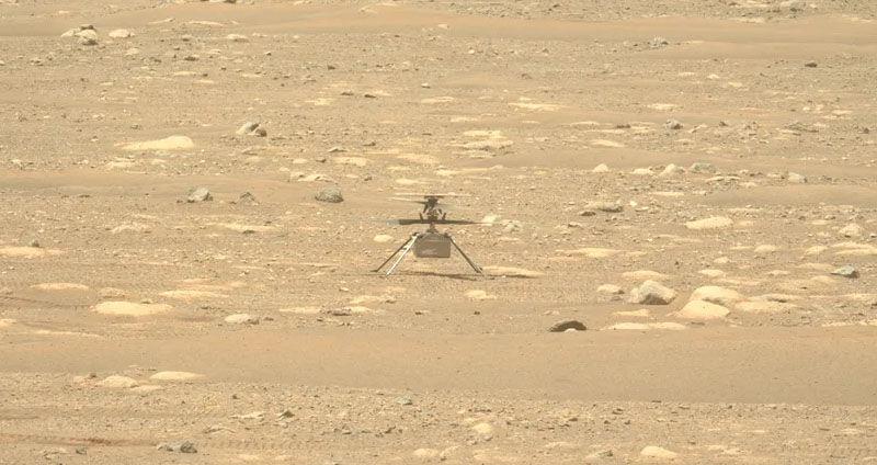 ingenuity mars firstflight