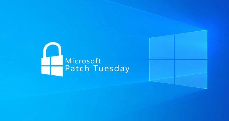 Microsoft April Tuesday patch