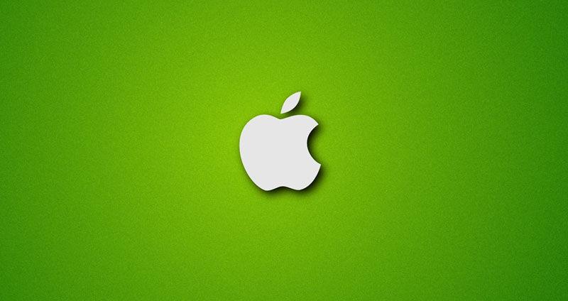 green apple