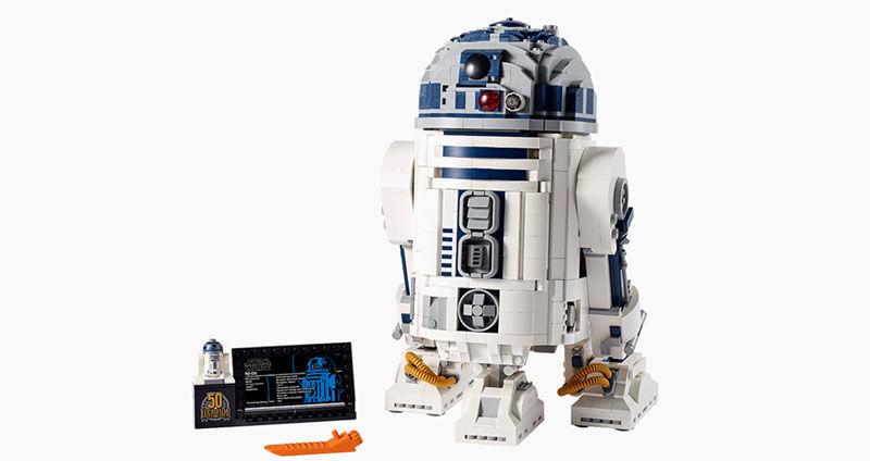 Lego new R2-D2 set