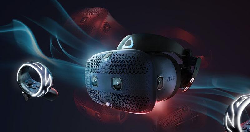 Vive VR headsets