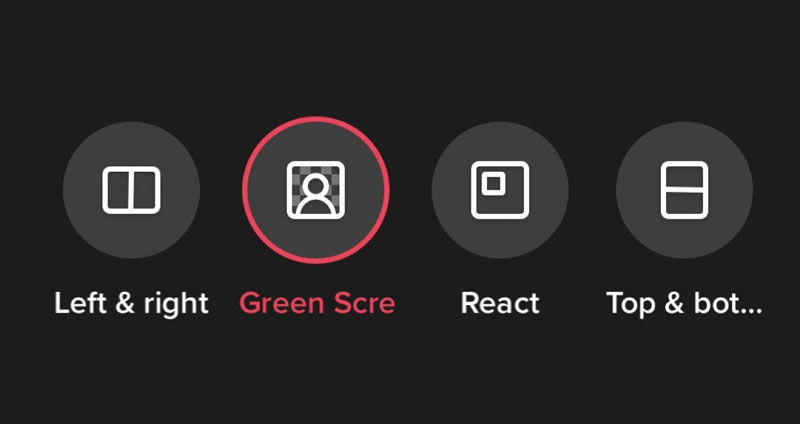 Tiktok Green Screen Duet