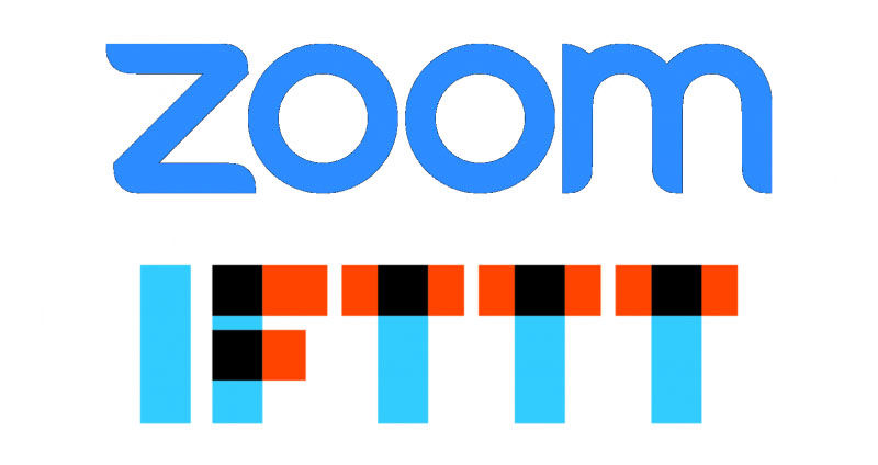 zoom and ifttt