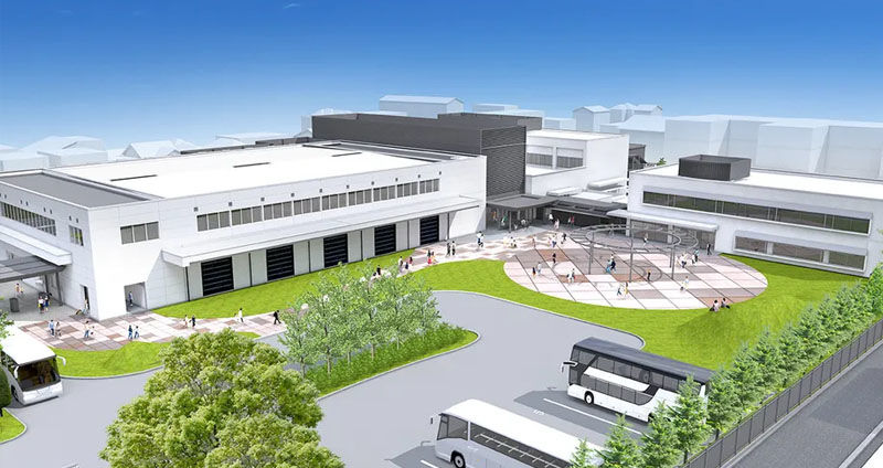 Nintendo Uji Ogura plant