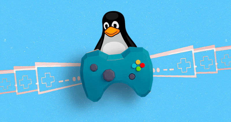 linux game