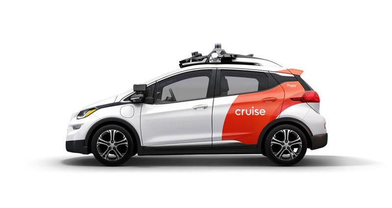 Cruise driverless vehicles
