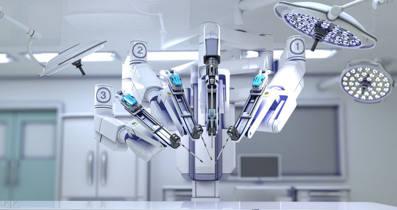 Robo-assisted surgery