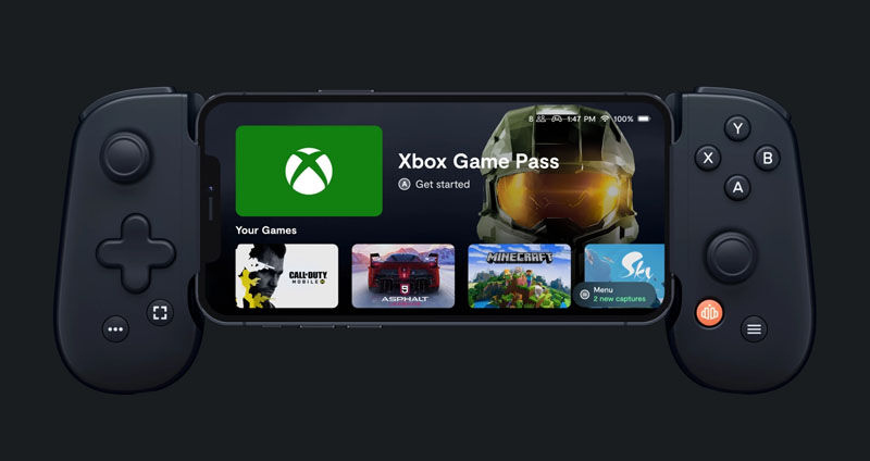 Backbone is being bundled with Xbox Game Pass