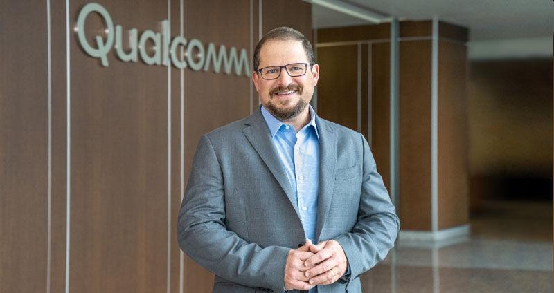 New Qualcomm CEO Cristiano Amon
