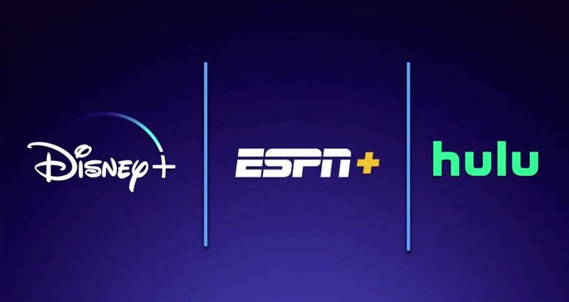 disney plus ESPN Plus hulu