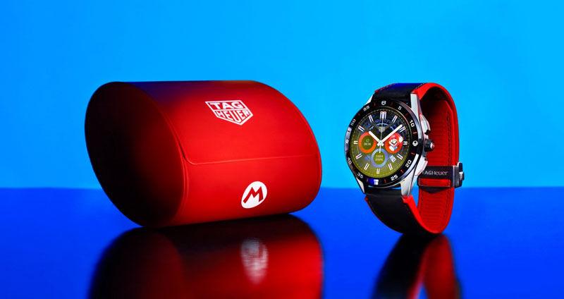 limited-edition Super Mario smartwatch