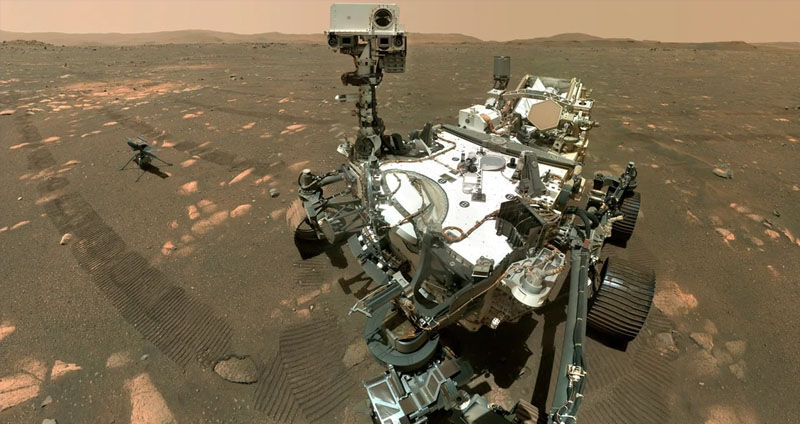 NASA Mars rover fails to collect rock in search of alien life