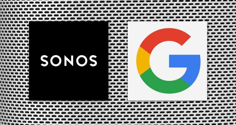 google and sonos