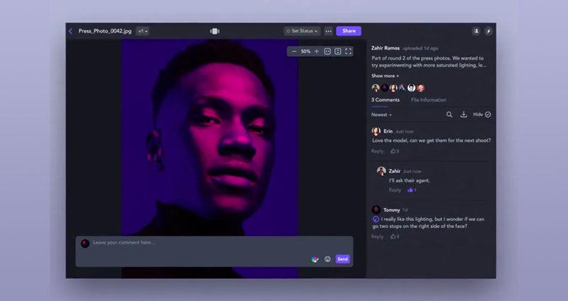 Adobe is acquiring Frame io