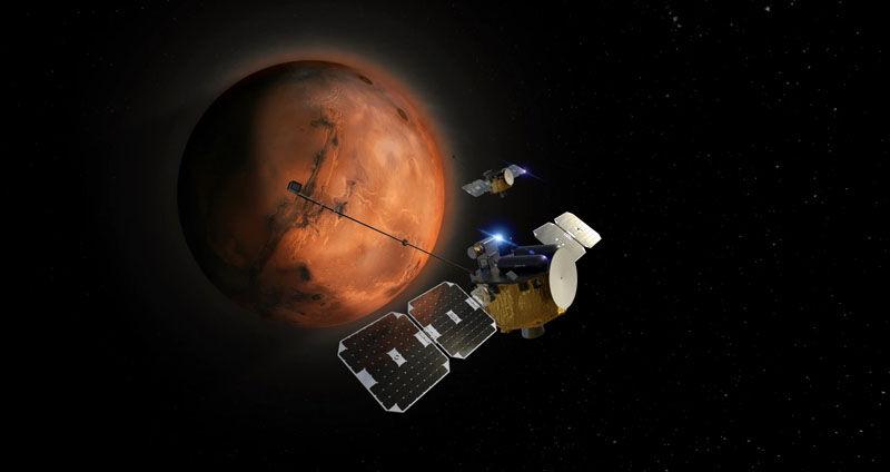 Rocket Lab mars mission